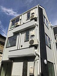 東京都江東区大島6丁目の賃貸アパートの外観