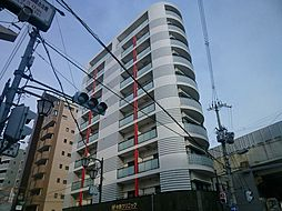 ルクレール鶴ヶ丘[9階]の外観