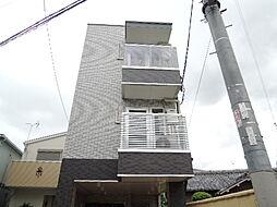 大阪府大阪市平野区喜連3丁目の賃貸マンションの外観