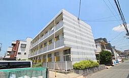 大阪府豊中市長興寺南4丁目の賃貸アパートの外観