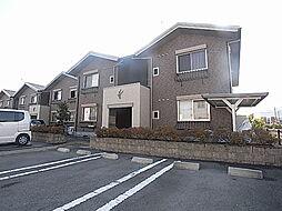 兵庫県姫路市別所町別所2丁目の賃貸アパートの外観