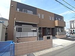 兵庫県姫路市広畑区吾妻町2丁目の賃貸アパートの外観