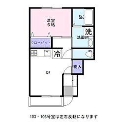 桜ガーデン4 101号室