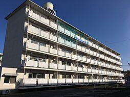 ビレッジハウス小羽山[2-107号室]の外観