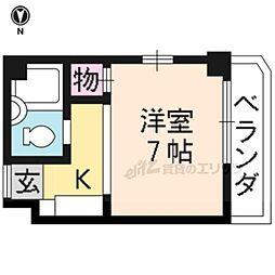 伏見桃山駅 4.2万円
