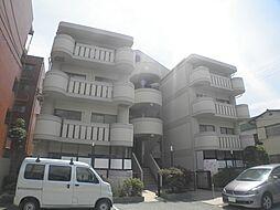 兵庫県芦屋市西蔵町の賃貸マンションの外観