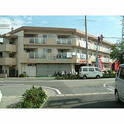 岸田ハイツ[302号室]の外観