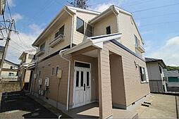 山口県下関市熊野町2丁目の賃貸アパートの外観