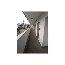 ハレクラニ[0401号室]の外観