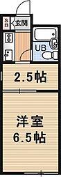 ソノリーテ[301号室号室]の間取り