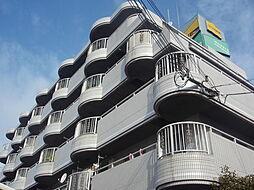 大阪府泉大津市清水町の賃貸マンションの外観