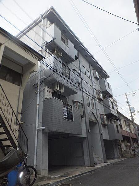 フレッシュハイツ諸福 4階の賃貸【大阪府 / 大東市】