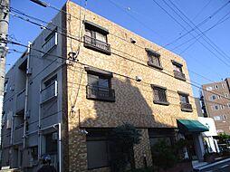 愛知県名古屋市千種区本山町2丁目の賃貸マンションの外観
