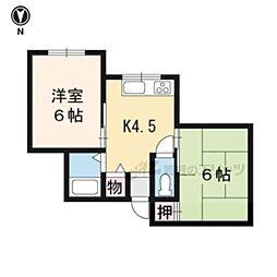 京阪本線 神宮丸太町駅 徒歩2分