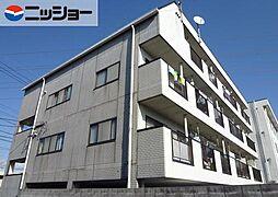 レジデンス新清洲[4階]の外観