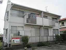 タウニー平岡[2階]の外観