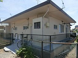 埼玉県さいたま市南区大字太田窪の賃貸アパートの外観