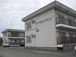 西ケ崎グリーンハイツII[1階]の外観
