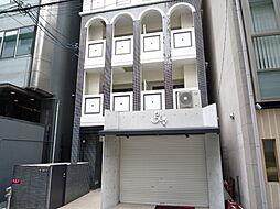 Wタワー江戸堀[4階]の外観