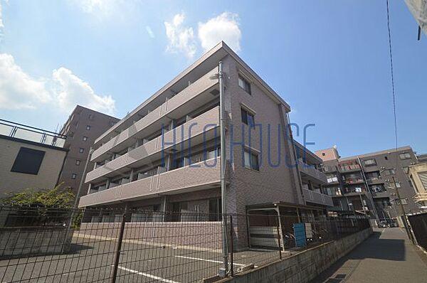 ルネスアーデル 4階の賃貸【埼玉県 / 川越市】