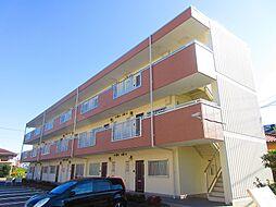 滋賀県草津市笠山4丁目の賃貸マンションの外観