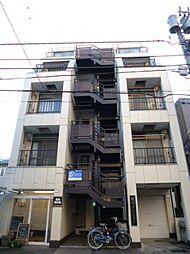 浅川マンション[402号室]の外観