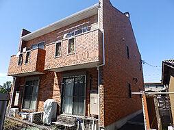 Charme A棟[1階]の外観