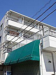 東京都世田谷区世田谷1丁目の賃貸マンションの外観