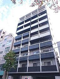 東京都練馬区中村北4丁目の賃貸マンションの外観