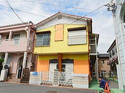 [テラスハウス] 東京都足立区六木4丁目 の賃貸【/】の外観
