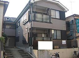 千葉県市川市香取1丁目の賃貸アパートの外観