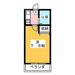【敷金礼金0円!】ハイツクロベ
