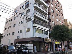 宮城県仙台市青葉区上杉1の賃貸マンションの外観