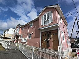 千葉県成田市御所の内の賃貸アパートの外観