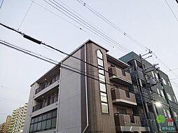 大阪府大阪市住吉区苅田4丁目の賃貸マンションの外観