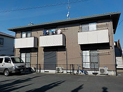 静岡県浜松市南区寺脇町の賃貸アパートの外観
