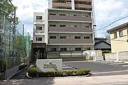 レスコ中島弐番館[201号室]の外観