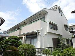 東京都国分寺市泉町の賃貸アパートの外観