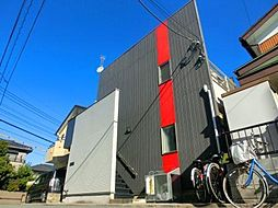 埼玉県さいたま市桜区桜田1丁目の賃貸アパートの外観