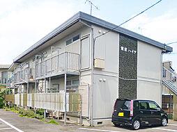 東京ハイツ[202号室]の外観