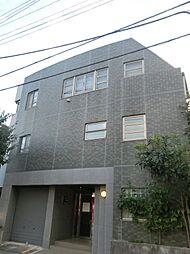 ガーデンホーク[1階]の外観