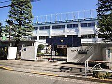 区立東山小学校の学区です。