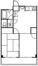 第1ゴージャスライフマンション[3階]の間取り