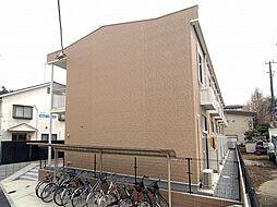 千葉県習志野市屋敷3丁目の賃貸アパートの外観