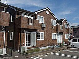 静岡県富士宮市黒田の賃貸アパートの外観