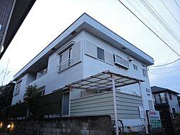 東京都国分寺市新町3丁目の賃貸アパートの外観