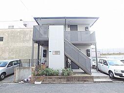 大阪府大阪市旭区高殿1丁目の賃貸アパートの外観