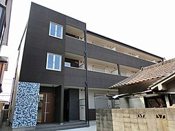 アリーバ上市[3階]の外観