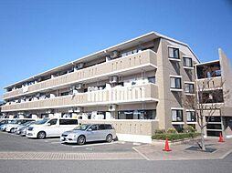 メゾンドヨサミB棟[2階]の外観
