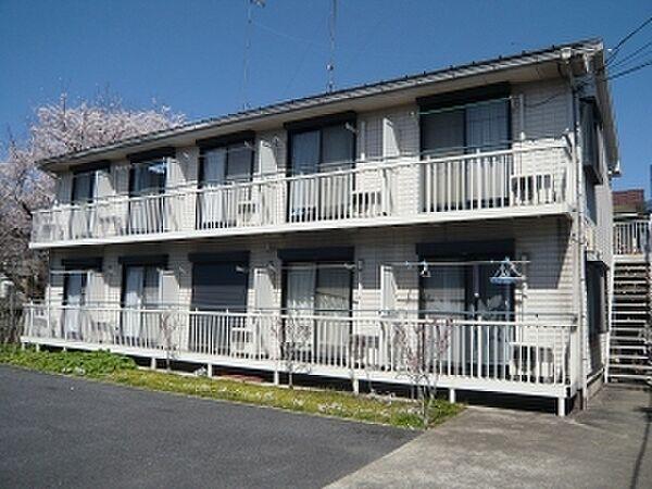 東京都国立市西2丁目の賃貸アパート